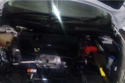 2014 Ford Fiesta hatch 5-door FIESTA 1.5 TDCi TREND 5Dr