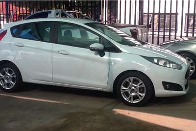 Ford Fiesta hatch 5-door FIESTA 1.5 TDCi TREND 5Dr 2016