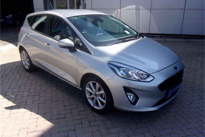 Ford Fiesta Hatch 5-door FIESTA 1.5 TDCi TREND 5Dr 2018