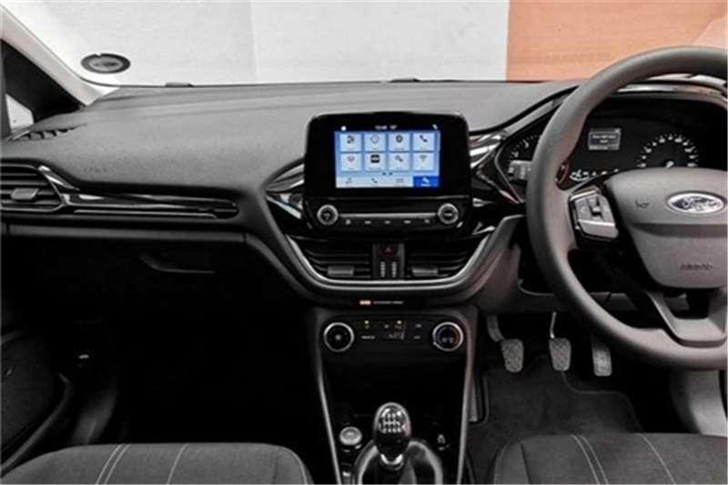 Used 2018 Ford Fiesta Hatch 5-door FIESTA 1.5 TDCi TREND 5Dr
