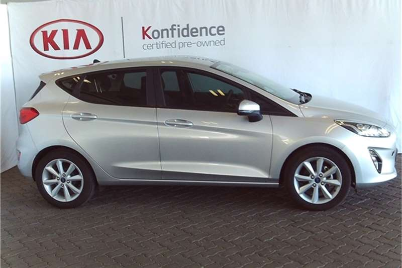 Ford Fiesta Hatch 5-door FIESTA 1.5 TDCi TREND 5Dr 2019