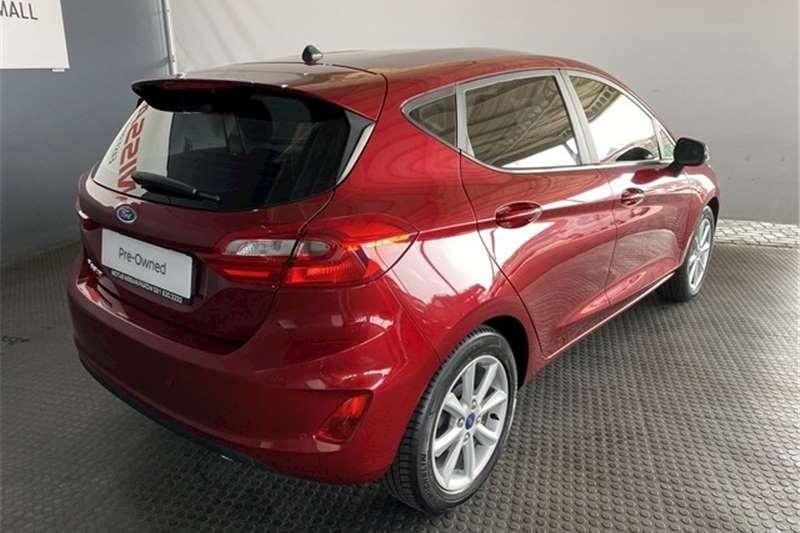 2020 Ford Fiesta hatch 5-door FIESTA 1.5 TDCi TREND 5Dr