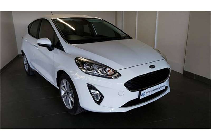 Ford Fiesta Hatch 5-door FIESTA 1.5 TDCi TREND 5Dr 2021