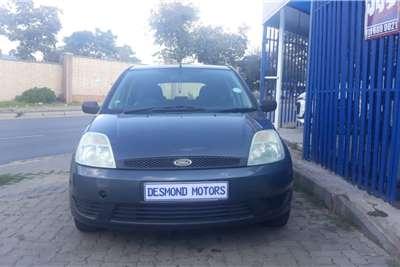 Used 2004 Ford Fiesta Hatch 5-door FIESTA 1.6i AMBIENTE 5Dr