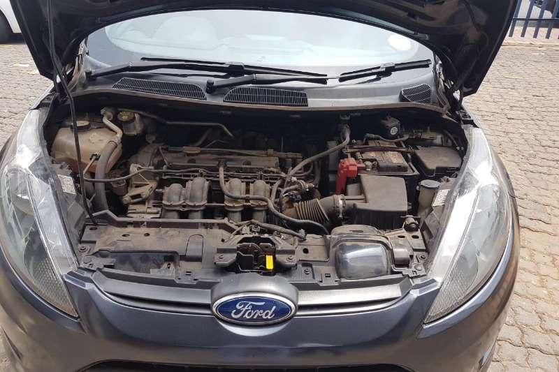 Ford Fiesta Hatch 5-door FIESTA 1.6i AMBIENTE 5Dr 2009