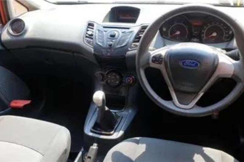 Ford Fiesta Hatch 5-door FIESTA 1.6i AMBIENTE 5Dr 2010