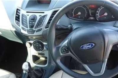 Ford Fiesta Hatch 5-door FIESTA 1.6i AMBIENTE 5Dr 2012