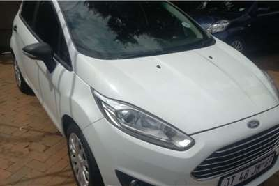 Ford Fiesta Hatch 5-door FIESTA 1.6i AMBIENTE 5Dr 2017