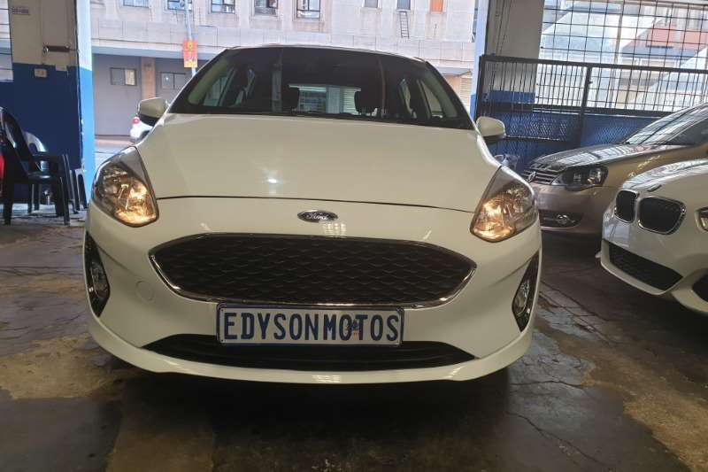 Ford Fiesta Hatch 5-door FIESTA 1.6i AMBIENTE 5Dr 2018