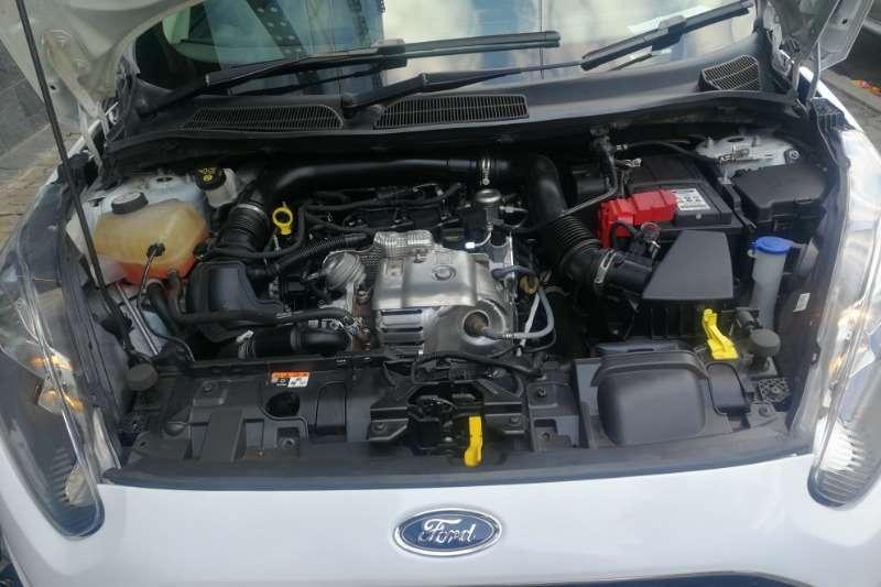 2017 Ford Fiesta hatch 5-door FIESTA 1.0 ECOBOOST TREND 5DR A/T