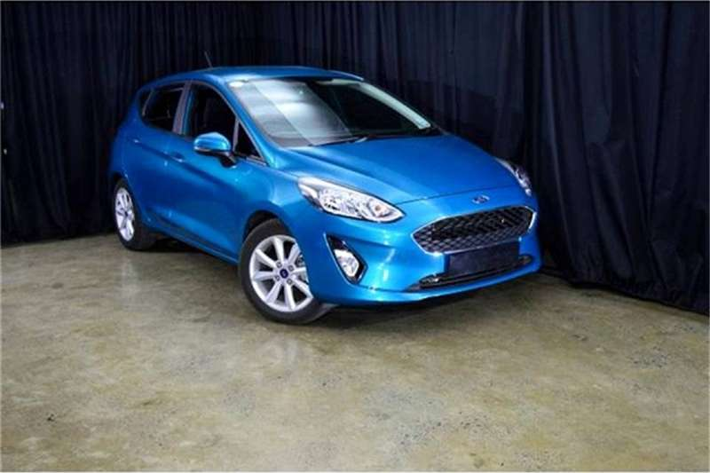 2018 Ford Fiesta hatch 5-door FIESTA 1.5 TDCi TREND 5Dr