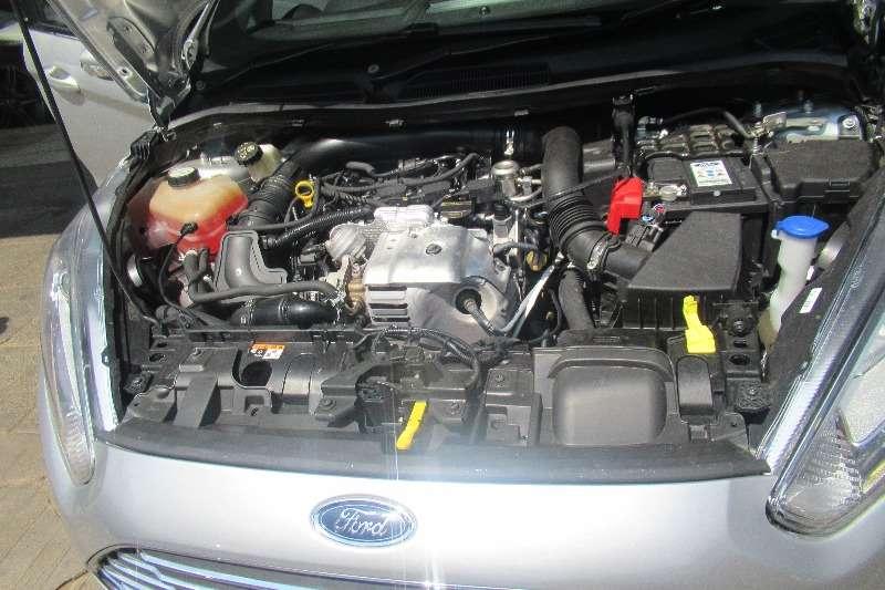 2016 Ford Fiesta hatch 5-door FIESTA 1.0 ECOBOOST TITANIUM A/T 5DR