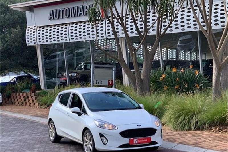 2019 Ford Fiesta hatch 5-door FIESTA 1.0 ECOBOOST TREND 5DR