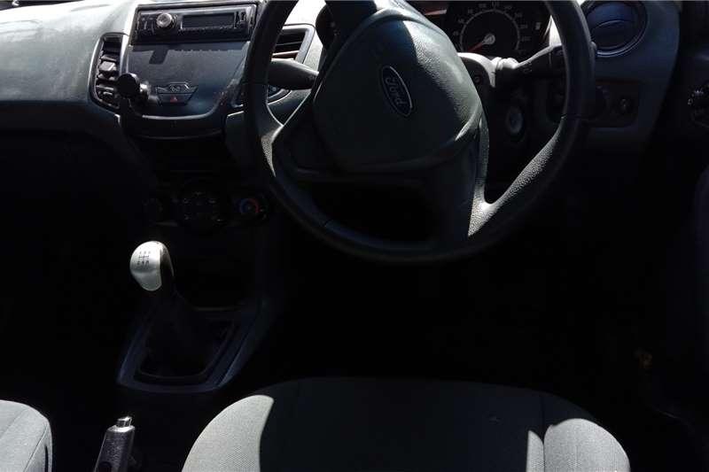 2010 Ford Fiesta hatch 5-door FIESTA 1.5 TDCi TREND 5Dr