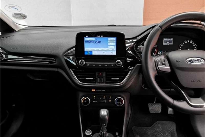 2018 Ford Fiesta hatch 5-door FIESTA 1.0 ECOBOOST TREND 5DR A/T