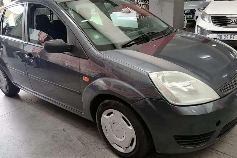 2005 Ford Fiesta hatch 5-door