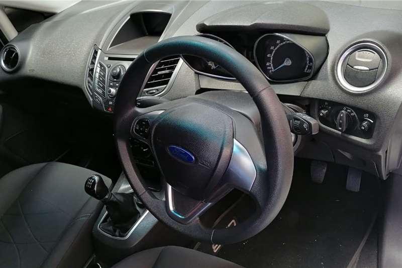 2014 Ford Fiesta hatch 5-door