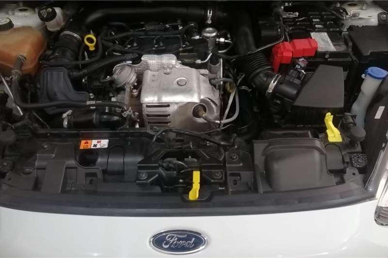 2015 Ford Fiesta hatch 5-door