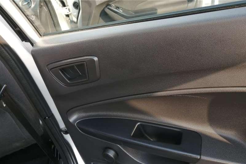 2017 Ford Fiesta hatch 5-door