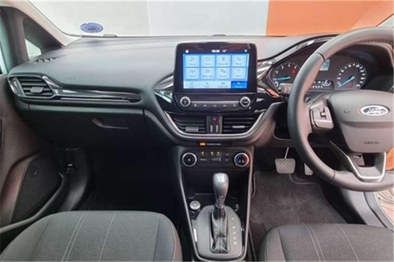 2019 Ford Fiesta hatch 5-door