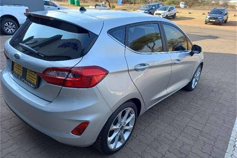 2021 Ford Fiesta hatch 5-door