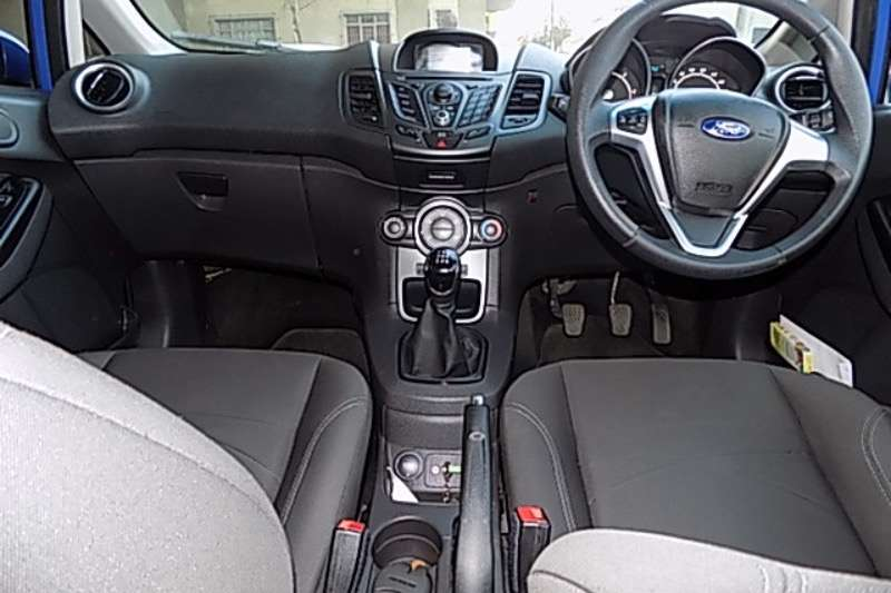 2014 Ford Fiesta 5 door 1.6TDCi Trend