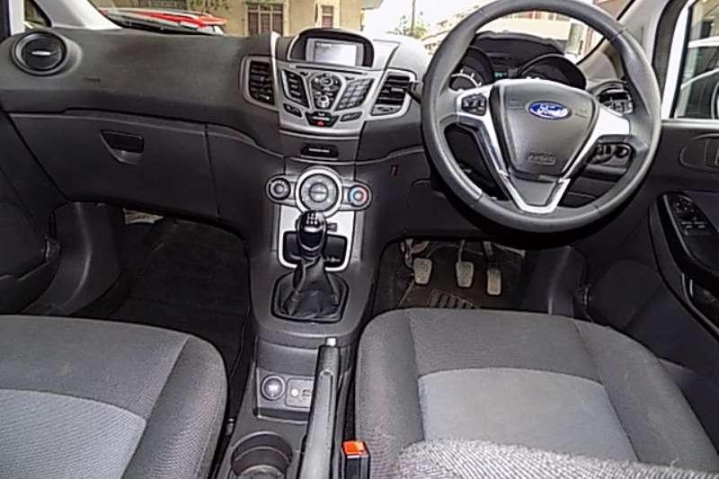 2012 Ford Fiesta 1.4 5 door Ambiente