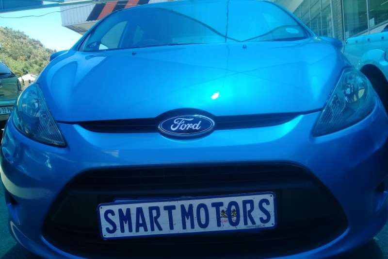 2009 Ford Fiesta 1.6 5 door Trend