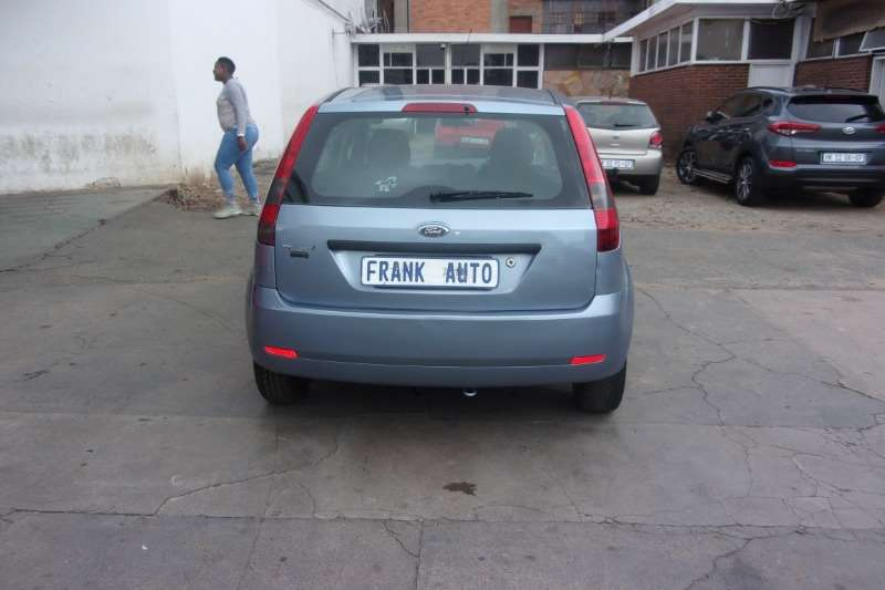 2008 Ford Fiesta 1.4