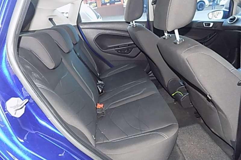 2014 Ford Fiesta 1.4 5 door Ambiente