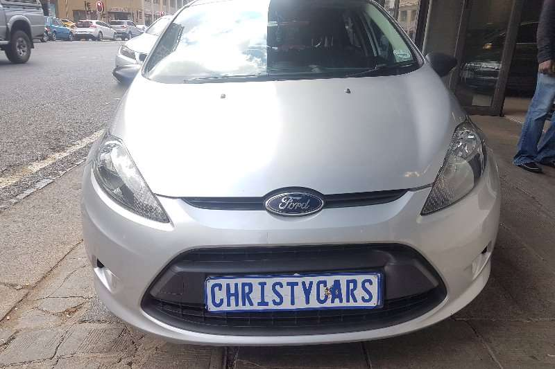 2013 Ford Fiesta 5 door 1.4 Trend