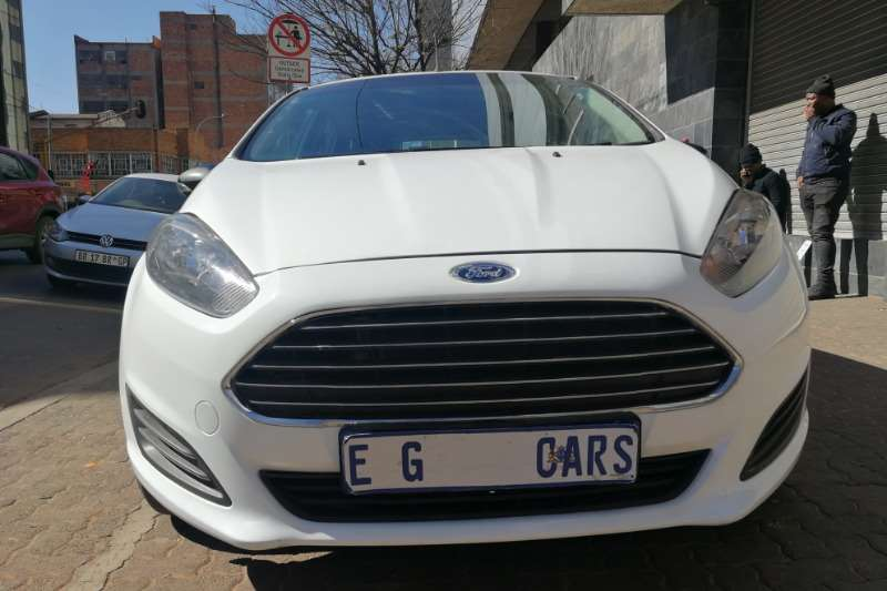2015 Ford Fiesta 1.4 5 door Trend