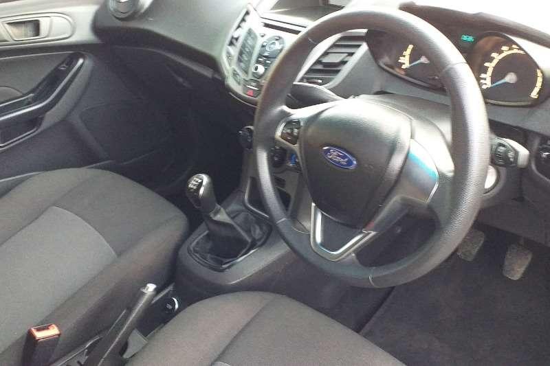 2016 Ford Fiesta 1.4 5 door Trend
