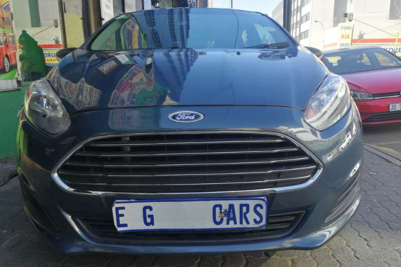 2014 Ford Fiesta 1.4 5 door Trend