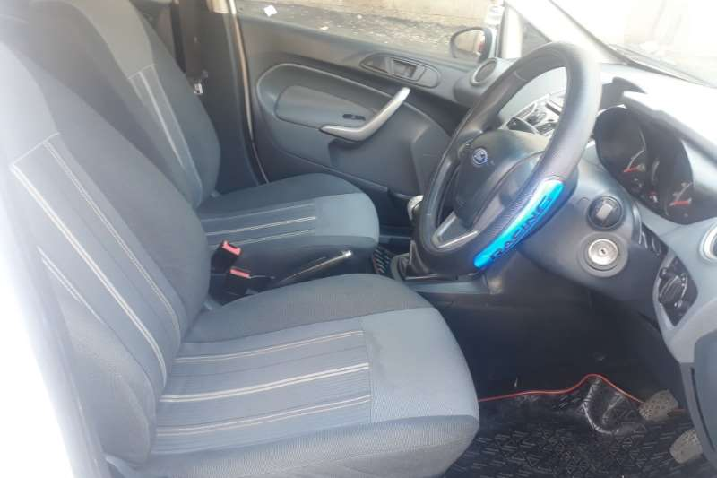 2009 Ford Fiesta 5 door 1.6 Trend