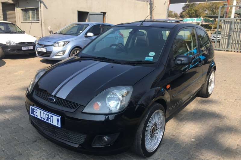 2007 Ford Fiesta 1.4i 3 door Trend