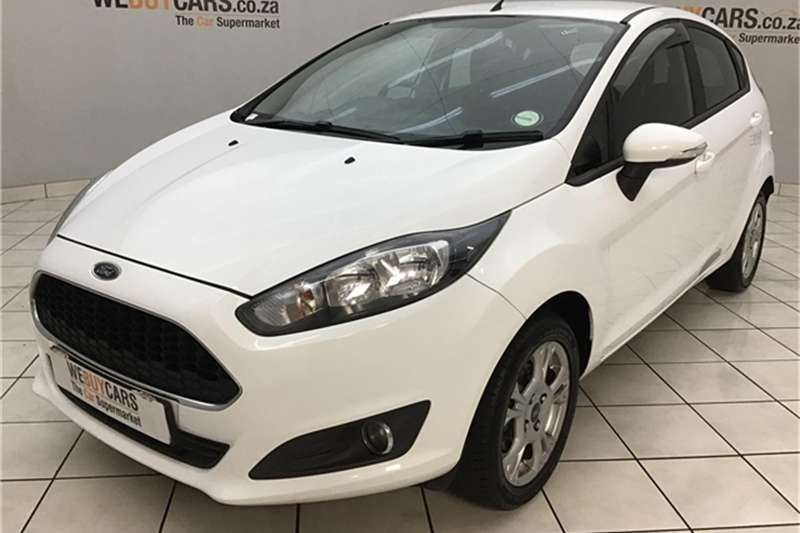 2016 Ford Fiesta 5 door 1.5TDCi Trend
