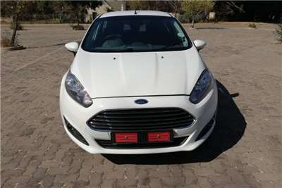 2011 Ford Fiesta 1.6