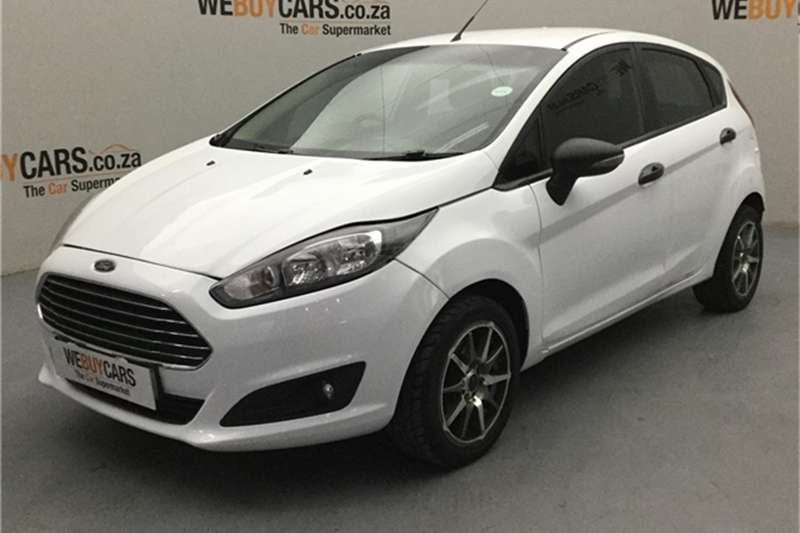 2012 Ford Fiesta 5 door 1.4 Ambiente