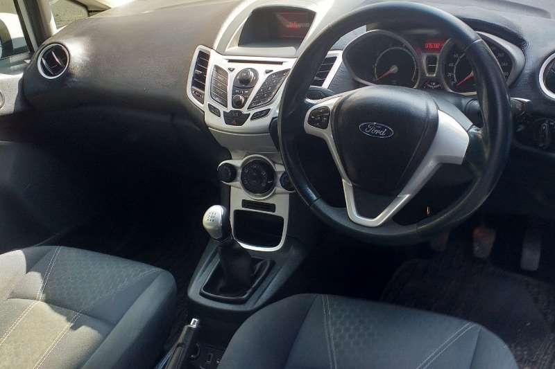 2011 Ford Fiesta 1.6 3 door Titanium