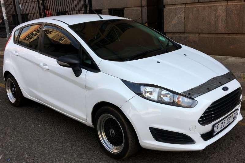 2012 Ford Fiesta 5 door 1.4 Trend