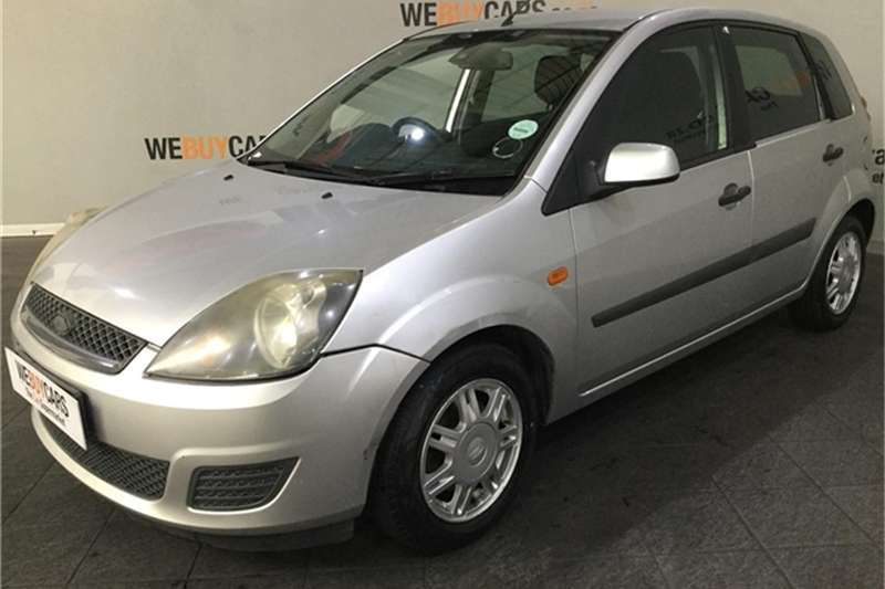 2008 Ford Fiesta 1.6i 5 door Ambiente automatic