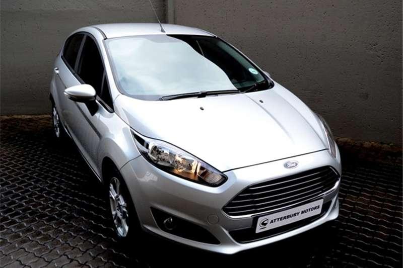 2014 Ford Fiesta 5 door 1.4 Trend