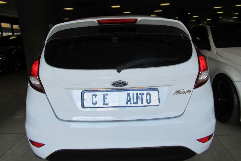 2016 Ford Fiesta 1.6 3 door Titanium