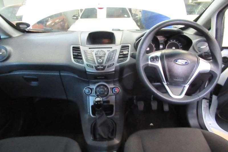 2016 Ford Fiesta 1.6 3 door Titanium