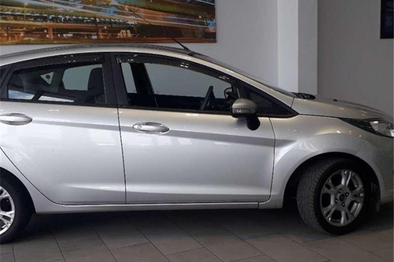 2017 Ford Fiesta 5 door 1.4 Trend