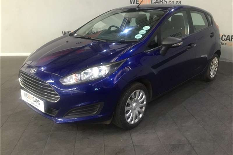 2015 Ford Fiesta 5 door 1.4 Ambiente