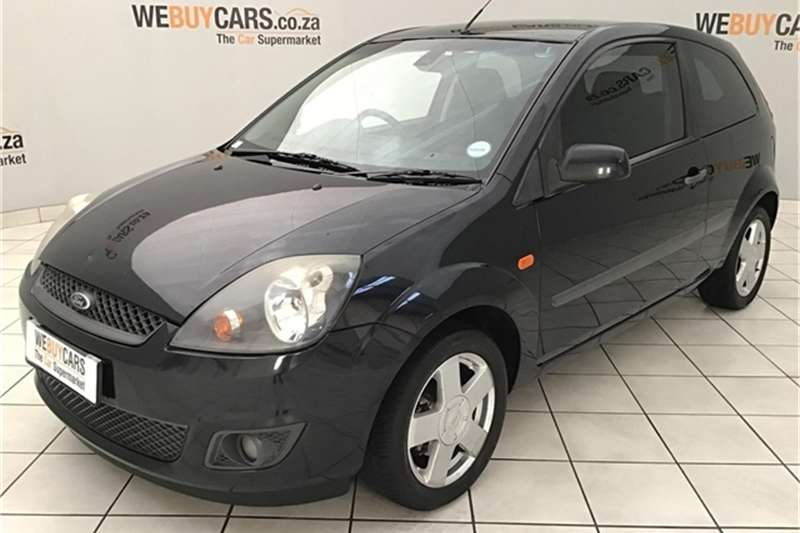 2008 Ford Fiesta 1.6TDCi 3 door Trend