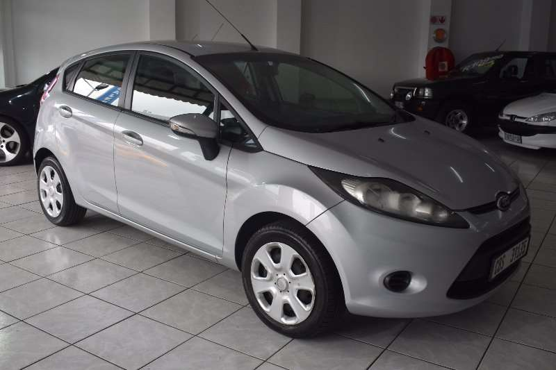 2011 Ford Fiesta 5 door 1.4 Ambiente
