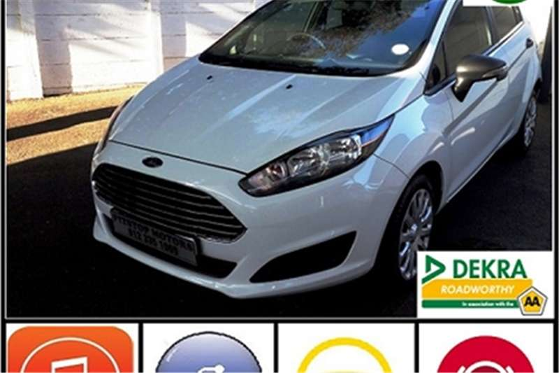 2014 Ford Fiesta 5 door 1.4 Ambiente